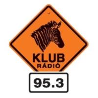 Logo of radio station Klubrádió