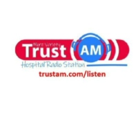 Logo de la radio Trust AM Hospital Radio