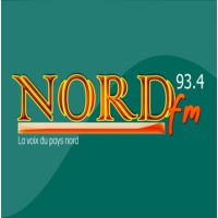 Logo of radio station NORD FM MARTINIQUE