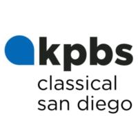 Logo de la radio KPBS Classical San Diego