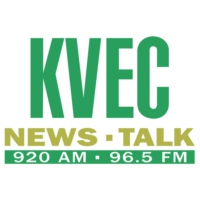Logo de la radio KVEC 920 AM
