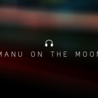 Logo of radio station Manu on the Moon