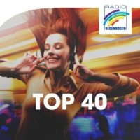 Logo of radio station Radio Regenbogen Top 40