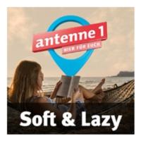 Logo of radio station antenne 1 Soft & Lazy