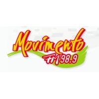 Logo de la radio Movimento FM 98.9