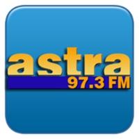 Logo of radio station Astra FM 97.3
