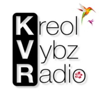 Logo of radio station Kreol Vybz Radio