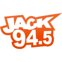 Logo of radio station CKCK-FM JACK 94.5