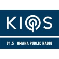 Logo of radio station 91.5 KIOS-FM