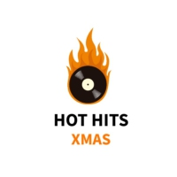 Logo of radio station HOT HITS CHRISTMAS