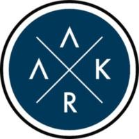 Logo of radio station Akra FM