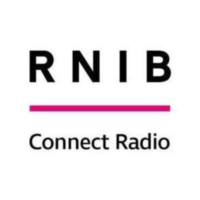 Logo of radio station RNIB Connect Radio