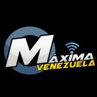 Logo de la radio Maxima Venezuela