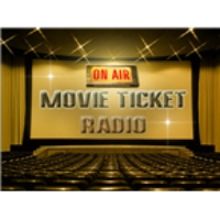 Logo of radio station Movie Ticket Radio Pop