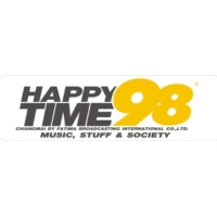 Logo of radio station Happy Time Chiang Mai