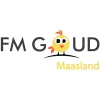 Logo of radio station FM Goud Maasland