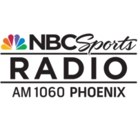 Logo de la radio KDUS NBC Sports Radio AM 1060