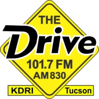 Logo of radio station KDRI The Drive 101.7 FM