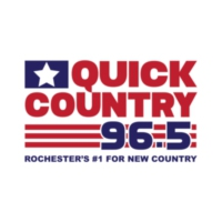 Logo de la radio KWWK Quick Country 96.5