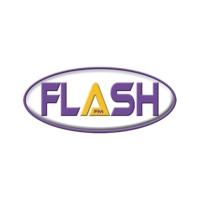 Logo de la radio Flash FM