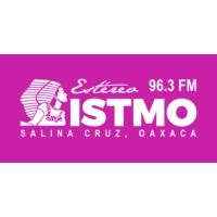 Logo de la radio XHSCO Estéreo Istmo 96.3 FM