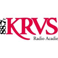 Logo de la radio KRVS 88.7