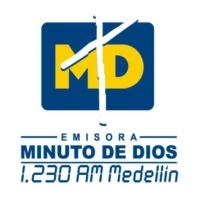 Logo of radio station Minuto de Dios - Medellín 1230AM