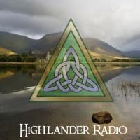 Logo de la radio Highlander-Radio
