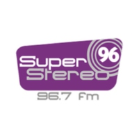 Logo of radio station XHPAZ Super Stereo 96 FM