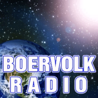 Logo of radio station Boervolk Radio
