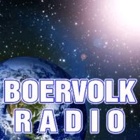 Logo of radio station Boervolk Radio