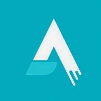 Logo of radio station ALFA FM