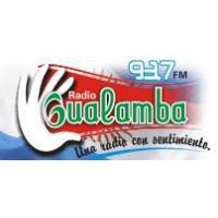 Logo de la radio Gualamba
