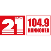 Logo of radio station RADIO 21 - Hannover