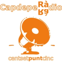 Logo of radio station Capdepera Ràdio