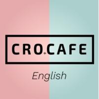 Logo of radio station CRO.CAFE English