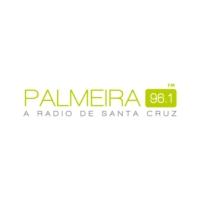 Logo of radio station Rádio Palmeira 96.1FM