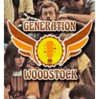 Logo de la radio The Woodstock Generation