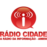 Logo de la radio Rádio Cidade AM850