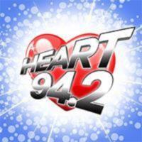 Logo de la radio Heart FM 94.2
