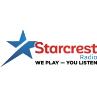 Logo of radio station Starcrest Radio
