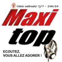 Logo of radio station Maxitop