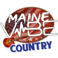 Logo of radio station Maine Vibe Country