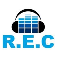 Logo de la radio R.E.C, 80's radio station