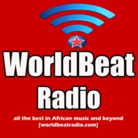 Logo de la radio WorldBeat Radio
