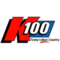 Logo of radio station WKKO K-100