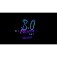 Logo of radio station B.O Studio Radio