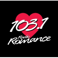 Logo of radio station 103.1 Radio Romance