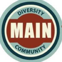 Logo de la radio 94.9 MAINfm