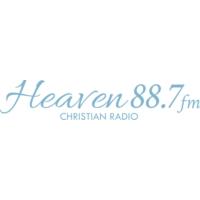 Logo of radio station KFBN Heaven 88.7 FM